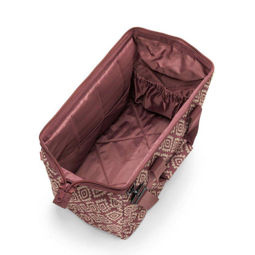 67853370e8 Cestovná taška Reisenthel Allrounder L Diamonds Rouge 2
