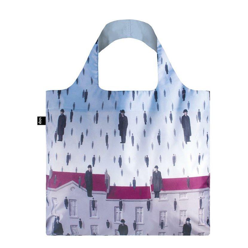 26626964eb4e2 Nákupná taška LOQI Museum, Magritte - Golconda